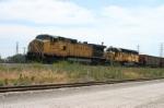 Hopper Train taking a nap